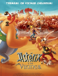 Asterix e os Vikings – Dublado