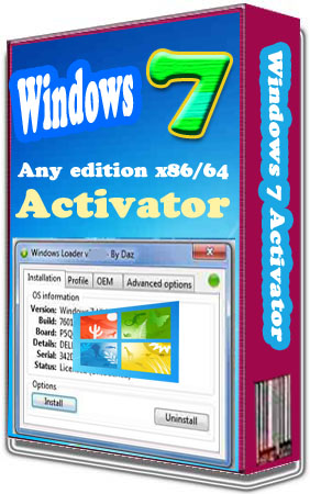 windows 7 all version activator free