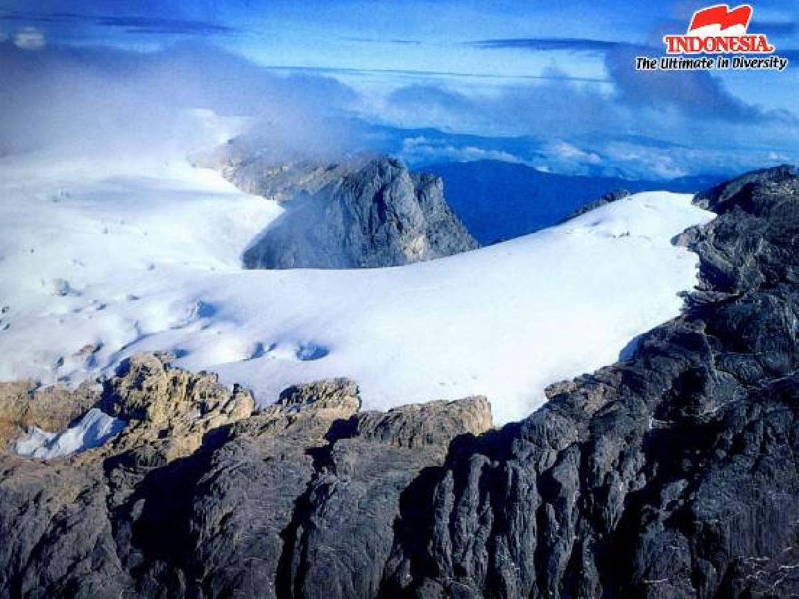 Carstensz Pyramid (Puncak Jaya) ~ Great Mountain