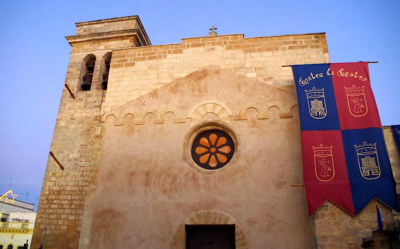 Chiesa dell'Annunziata in Castro (Apulien)