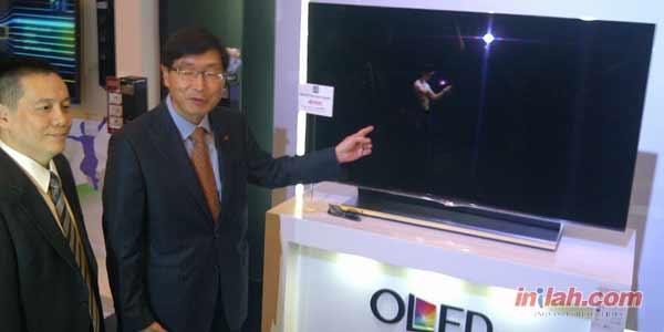 TV 3D Rasa Bioskop Dari LG