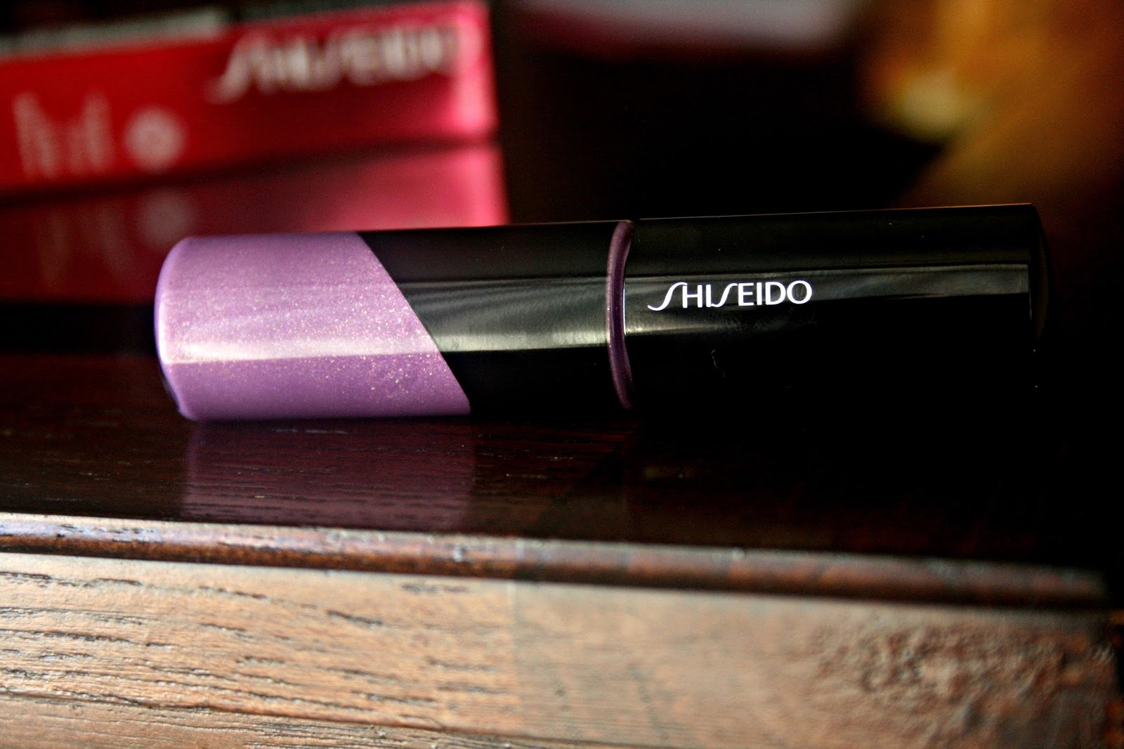 Shiseido Lacquer Gloss in VI207 Nebula Review, Photos & Swatches