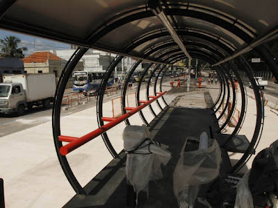 BRT Belém em Obras