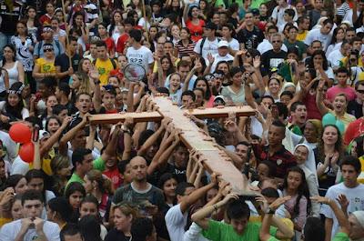 #JMJRio2013: Hoje acontece a Via Sacra da JMJ