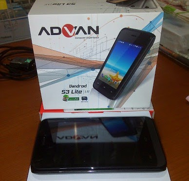 Stock Rom Advan S3 Lite | All Firmware Download