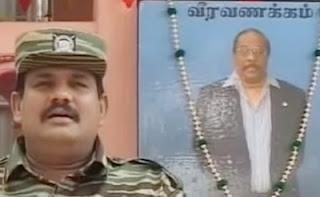 Colonel Soosai About Anton Balasingham