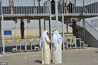 Executions in Kuwait on June 8, 2013