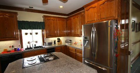 The galley blog now we 39 re cooking new galley kitchen for Galley kitchen designs 2012
