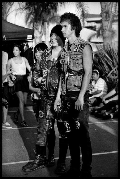 glamgrungeampglittler old style punk