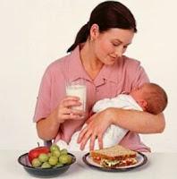 Makanan yang tepat untuk Ibu dan bayi