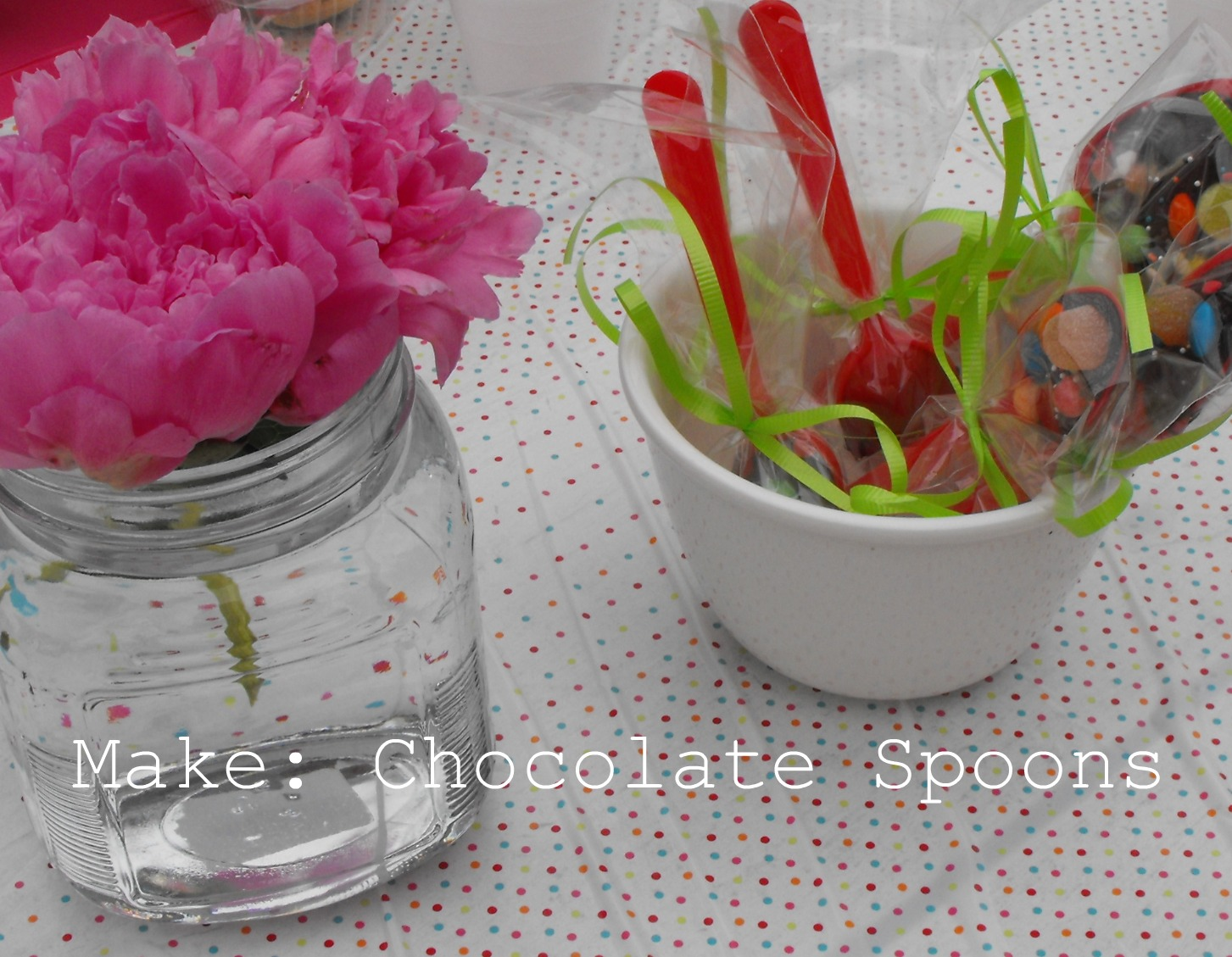 How To Make Chocolate Spoons The Girl Creative