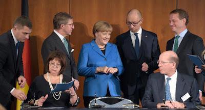 Ukrainian-German economic forum took place in Berlin