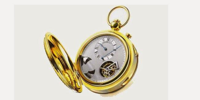 10 Jam Tangan Paling Mahal di Dunia