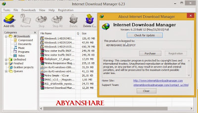 Download Internet Download Manager 6.23 Build 12 Retail Full Crack
