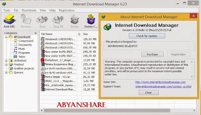 Download Internet Download Manager 6.23 Build 12 Retail Full Crack