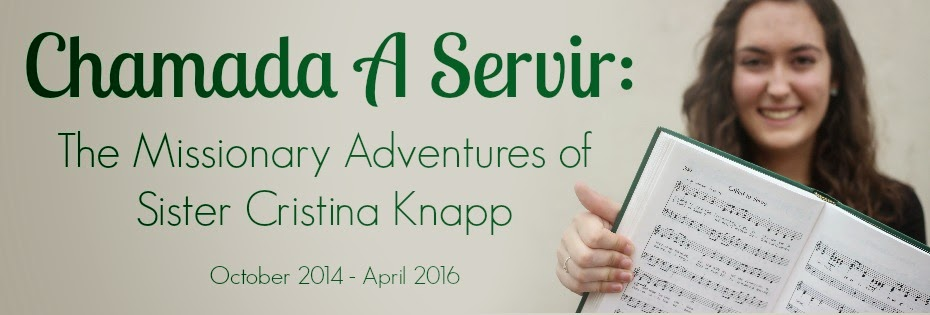 Called To Serve: Sister Cristina Knapp