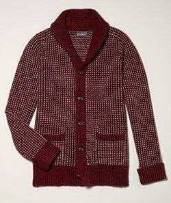 LL Bean Signature Matinicus Rock Cardigan