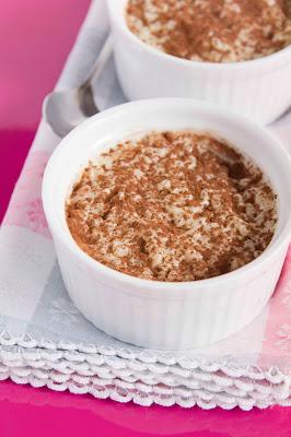Muffin galaxy arroz con leche al chocolate blanco for Arroz blanco cocina al natural