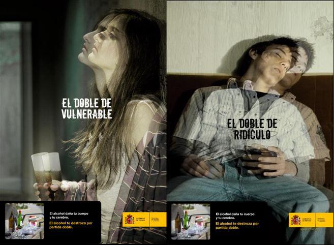 El tratamiento abstinentnogo del síndrome al alcoholismo por los medios públicos