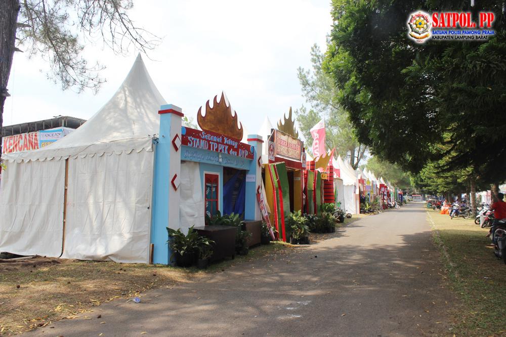 Stand Pameran Liwa Fair 2015