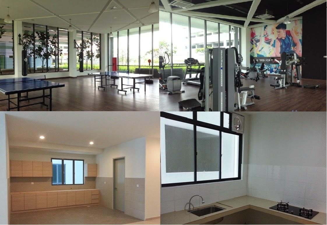 Putra prima residency taman puchong for rent