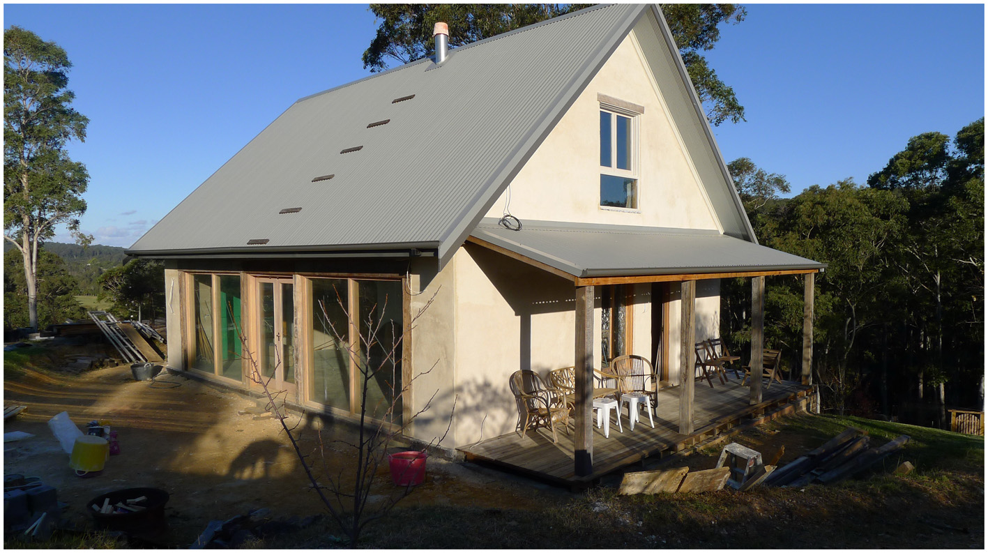 Hemp and natural building in australia for House builder