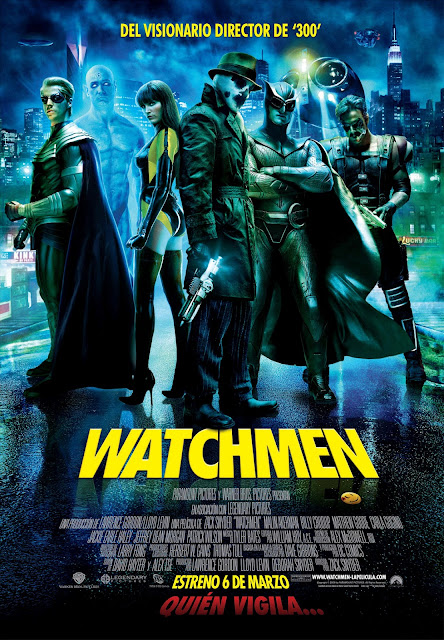 Póster Oficial Watchmen