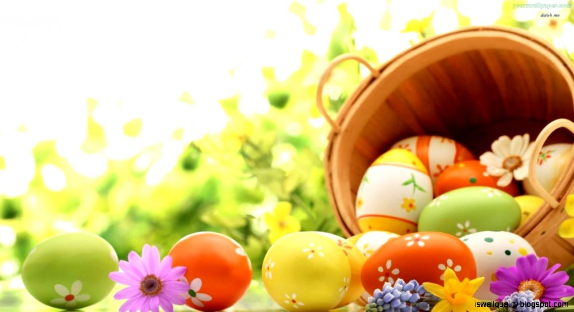 Easter Eggs Holiday Wallpaper Hd Wallpapers Quality
