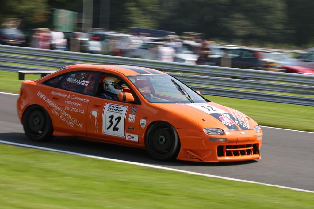 Mazda 323F BA, wyścigowa, sportowy samochód, Lantis, racing