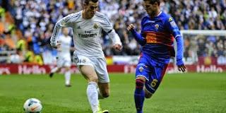 Hasil Pertandingan Real Madrid vs Elche
