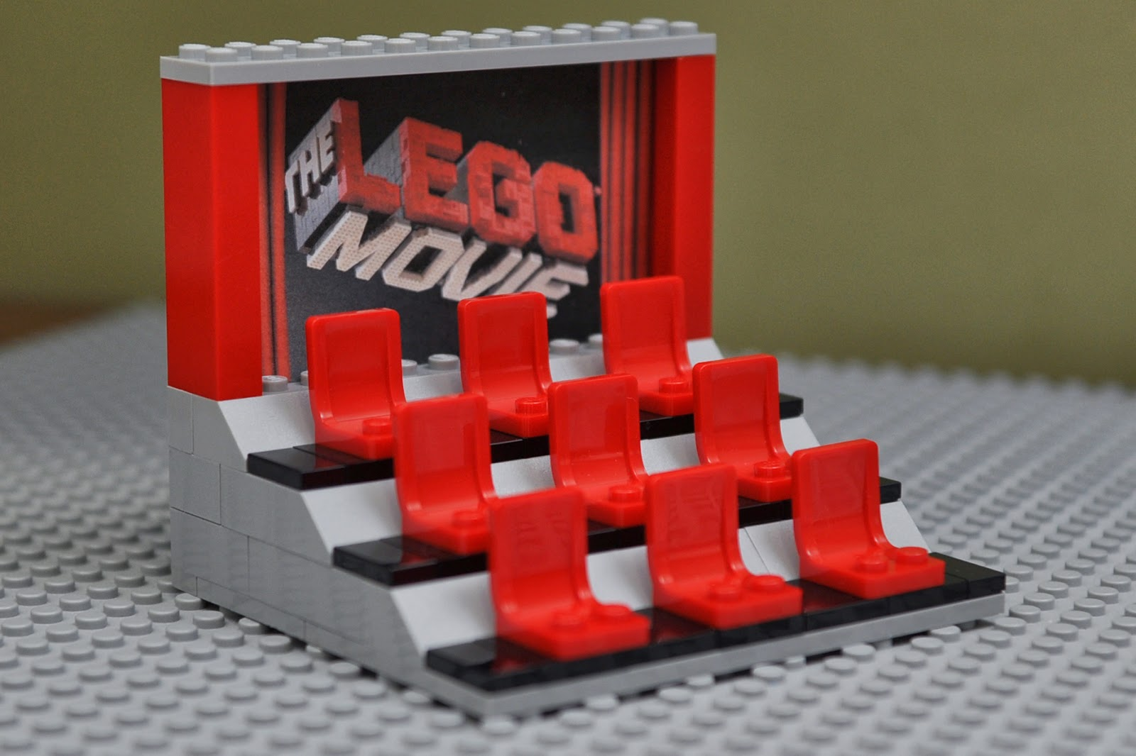 lego movie theater instructions
