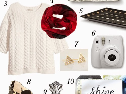 Holiday Cheers: 10 Beautiful Gift Ideas