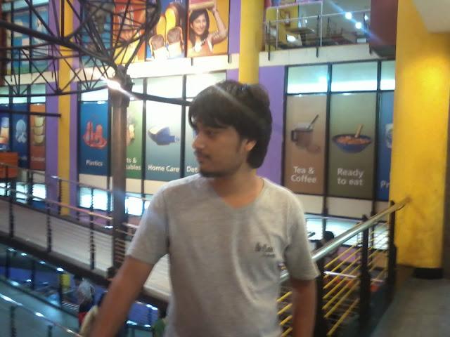At Big Bazaar