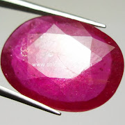 Batu Permata Pink Sapphire - 07K08