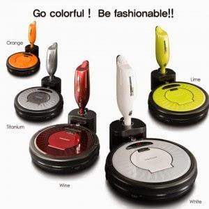 Mami KF7 Series Robot Vacuum Giveaway - Colorful Vacuum