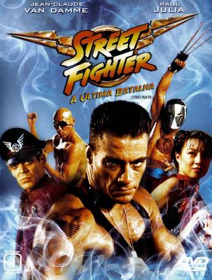 Filme Street Fighter : A Última Batalha   Dublado