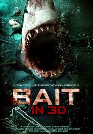 Cá Mập Trắng Hung Tợn - Bait - 2012