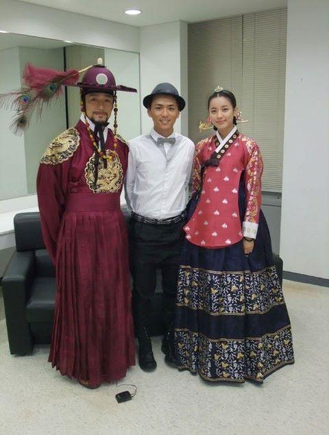 Traditional Style✪Ji Jin Hee-Han Hyo Joo