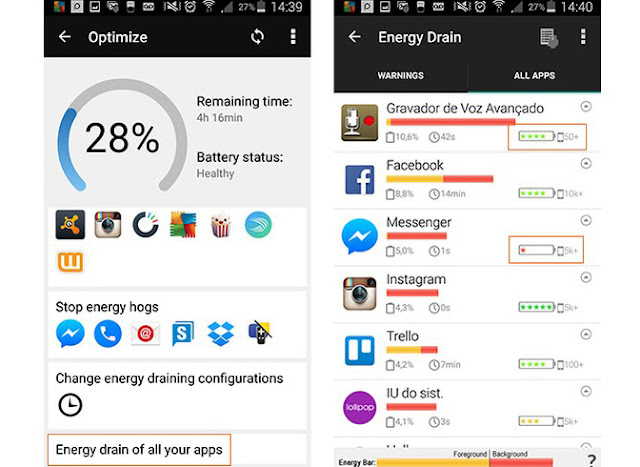 battery saver for android free download