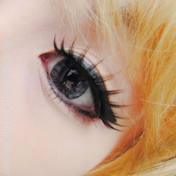 Natural Looking Grey Eyes: I.Fairy Super Crystal Grey Lenses