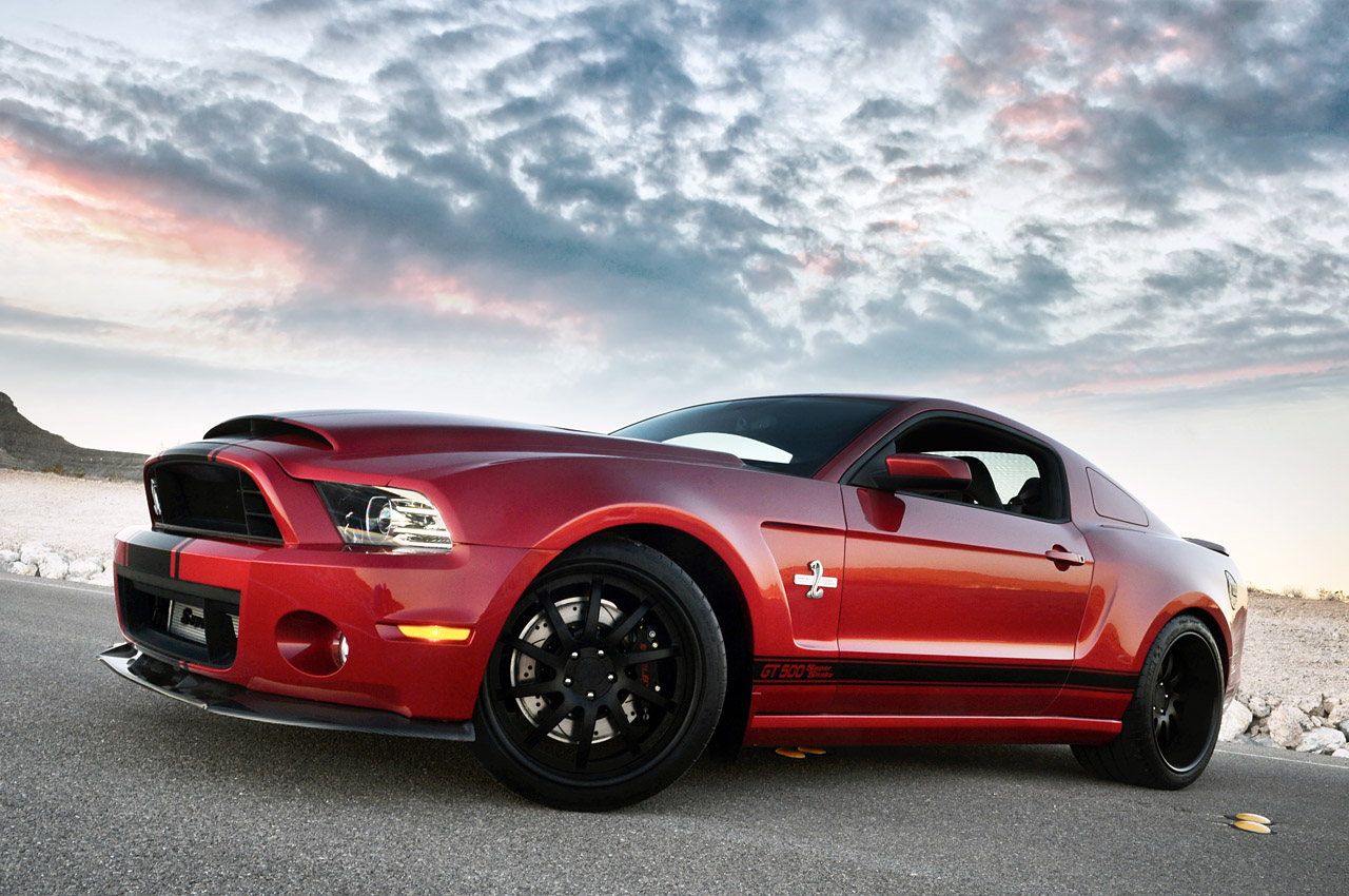 All Types 2013 black shelby gt500 : 2013 GT500 Super Snake Widebody   Ford Mustang