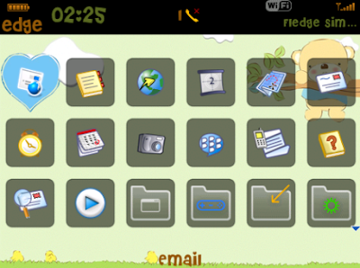 Baby Bear Theme (8520/9300 OS5) Preview 2
