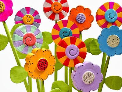 balsa wood flowers how to make