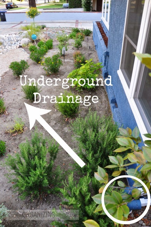 Underground Drainage :: OrganizingMadeFun.com