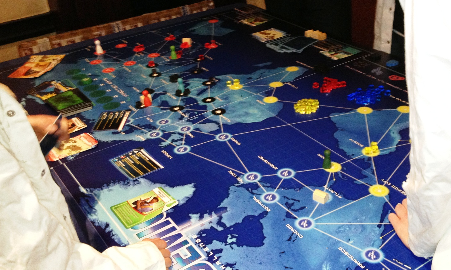 giant pandemic