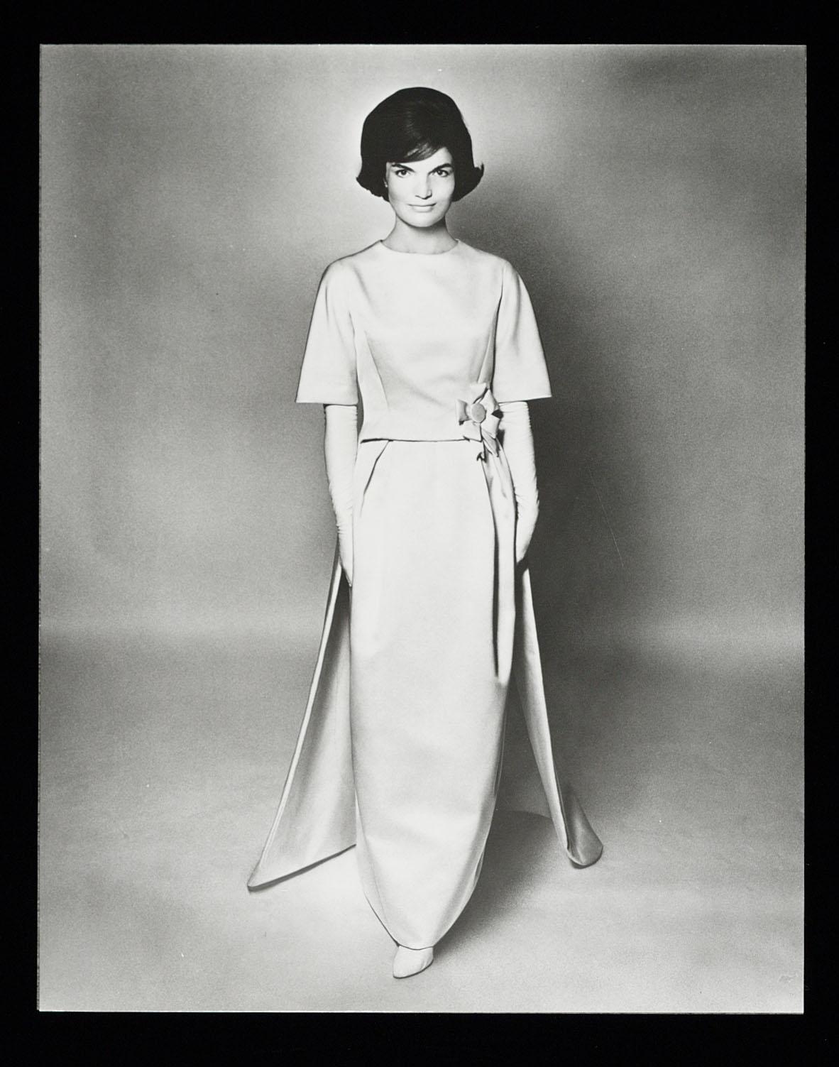 jackie kennedy evening dresses - photo #5