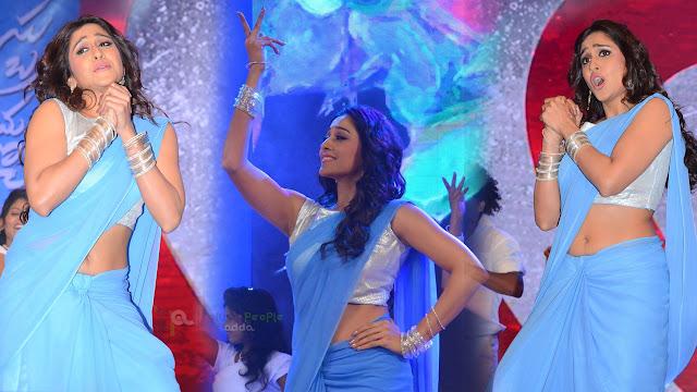 Regina Cassandra Dancing Stills At Subramanyam For Sale Movie Audio Launch
