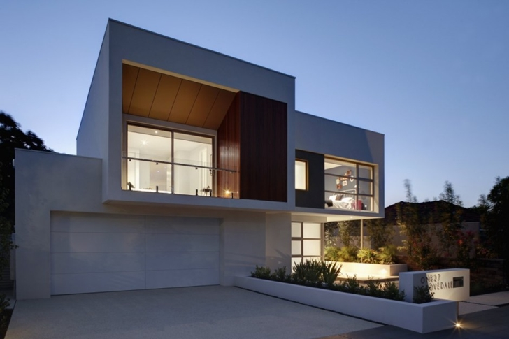 World of architecture attractive contemporary style home Contemporary home construction