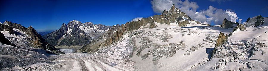 """a new PRC branch at the bottom of French Alps """"Mont Blanc"""" (4808m high)"""
