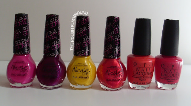 Nicole by OPI, OPI